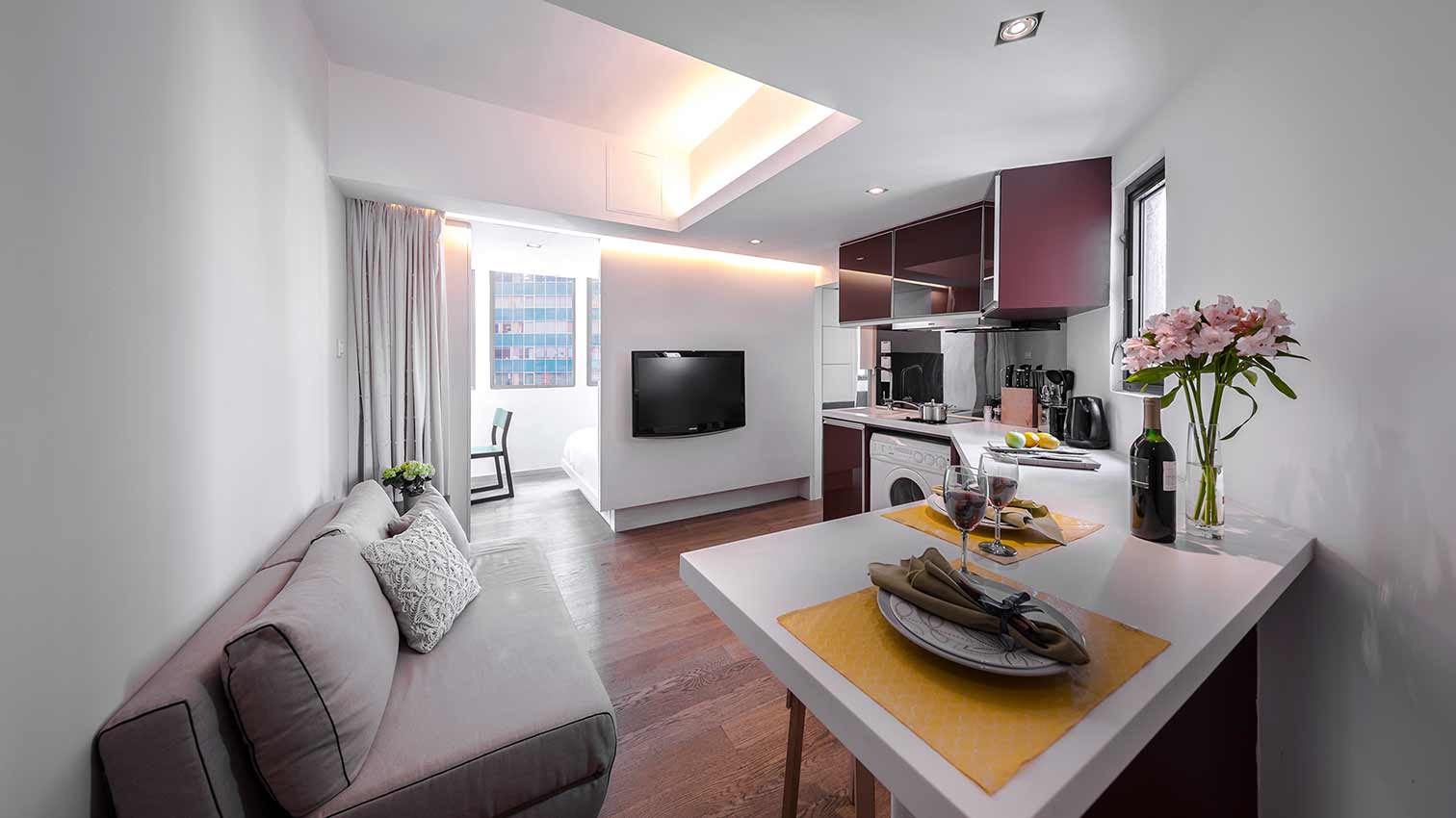 Award Winning Apartments For Rent In Hong Kong The V Group